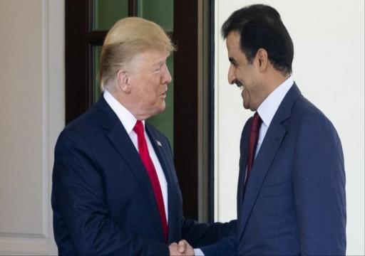 موقع أميركي: ميل ترامب إلى قطر أعطى درسا قاسيا للإمارات