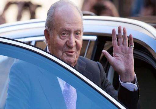 الملك الأب خوان كارلوس يغادر إسبانيا بسبب الفضائح المالية مع أنظمة ملكية خليجية