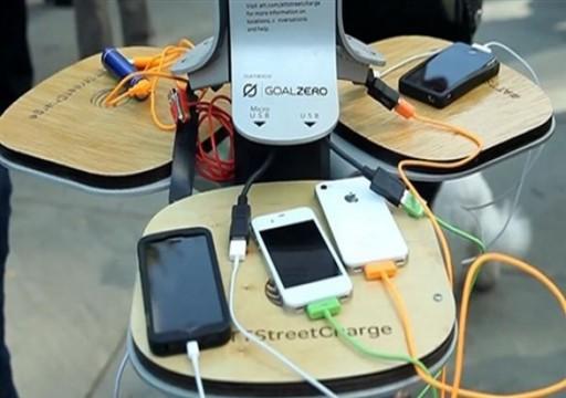 لحماية هاتفك الذكي .. احذر أجهزة الشحن العامة