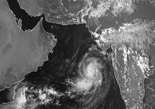 الأرصاد يحذر من اضطراب البحر بسبب العاصفة مها