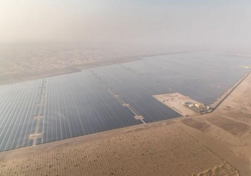 كهرباء أبوظبي تعلن عن مناقصة لإنشاء أكبر محطات الطاقة الشمسية بالعالم
