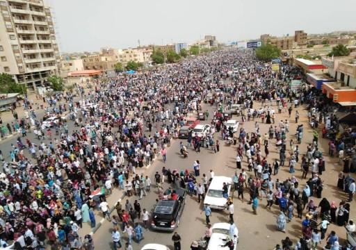 """الصحة"""" السودانية: 7 قتلى و181 مصابا خلال تظاهرات الأحد"""