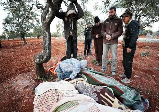 تعزيزات عسكرية تركية ضخمة لمنع سقوط سراقب في إدلب