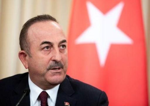 تركيا تطالب فرنسا بالاعتذار عن واقعة للسفن الحربية بالبحر المتوسط