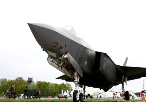 مصادر: أمريكا لن تستقبل المزيد من الطيارين الأتراك للتدريب على المقاتلات إف-35
