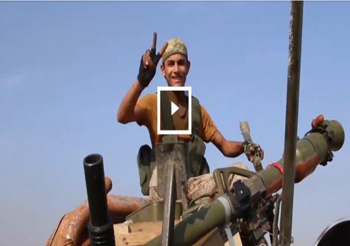 رغم غارات النظام.. المعارضة السورية تتقدم بحماة