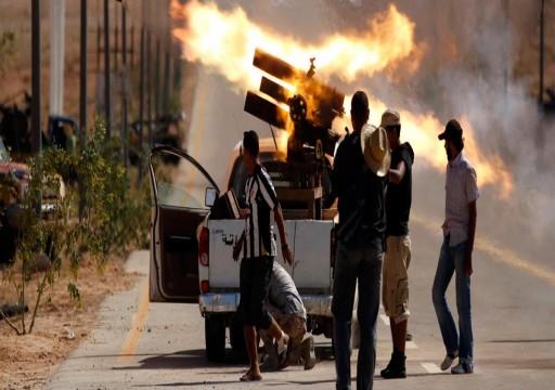 الصحة الليبية: 187 قتيلاً ونزوح 500 عائلة نتيجة معارك طرابلس