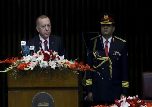 اُعتبر نكاية بأبوظبي.. استقبال حافل لأردوغان في باكستان واستطلاع عالمي يضعه بالصدارة