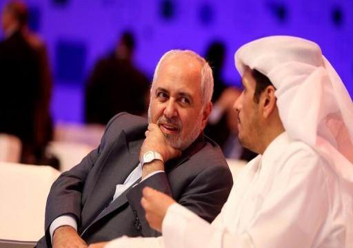 قطر وإيران تبحثان سبل الحفاظ على الأمن الجماعي للمنطقة