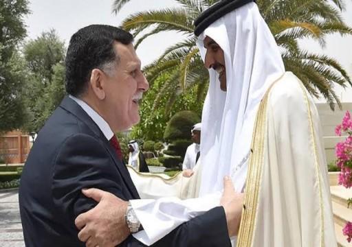 قطر تعلن دعمها دعوة روسيا وتركيا لوقف إطلاق النار في ليبيا