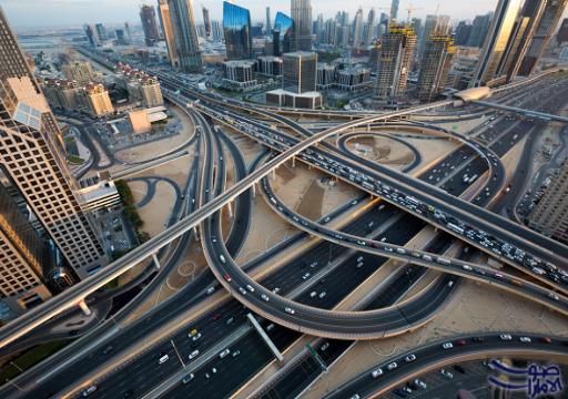طرق دبي تضع خطة لإدارة الحركة المرورية خلال إجازة عيد الفطر