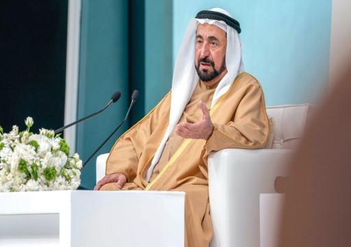 حاكم الشارقة يتحدث عن مشروعات تنموية في المنطقة الوسطى