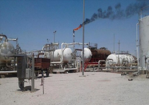 وصول جنود سعوديين لحماية خبرائهم في أكبر حقول النفط السورية
