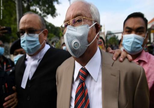 السجن 12 عاما لرئيس وزراء ماليزيا السابق نجيب في قضية فساد