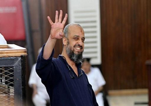 مصر.. وفاة والدة البلتاجي وأسرته تطلب حضوره الدفن