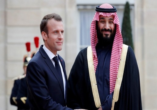 منظمة حقوقية تحاول منع تحميل أسلحة فرنسية على سفينة سعودية