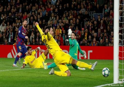 برشلونة يهزم دورتموند ويتأهل لثمن نهائي أبطال أوروبا