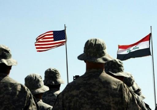 """بغداد وواشنطن تتفقان على """"تقليص"""" عدد القوات الأمريكية بالعراق"""