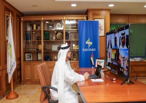 اللجنة الاقتصادية بعجمان تناقش مستجدات القطاع في الإمارة