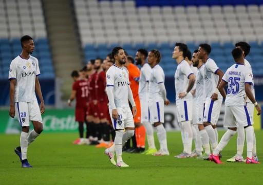 الهلال السعودي يبلغ دور الـ16 لدوري أبطال آسيا