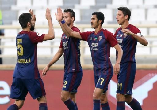 الوحدة يُحقق أول انتصار في دوري أبطال آسيا