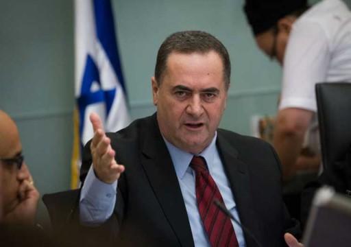 إسرائيل تبدي استعدادها لتدخل عسكري حال التصعيد بين أمريكا وإيران