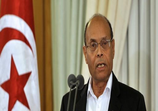 الرئيس التونسي السابق: حفتر أجير بيد أبوظبي