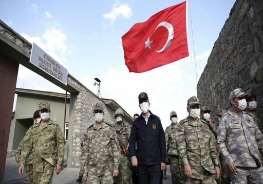 """وزارة الدفاع التركية تندد بـ""""إدارة أبوظبي"""" مجددا"""