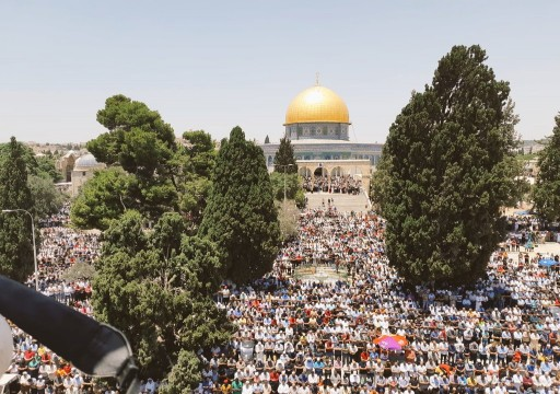الأوقاف الإسلامية: إغلاق المسجد الأقصى وقبة الصخرة بسبب كورونا