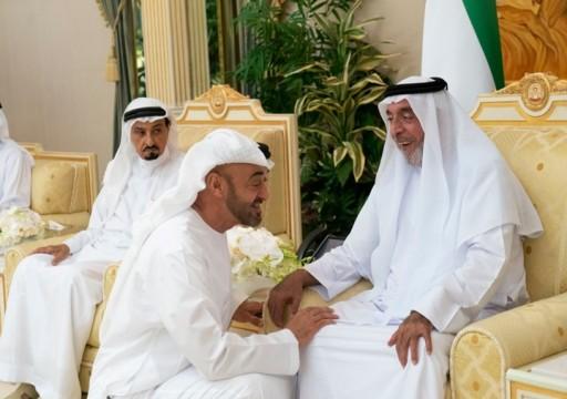 وثيقة تكشف أن منصور بن زايد هو من يتولى إدارة ثروة رئيس الدولة