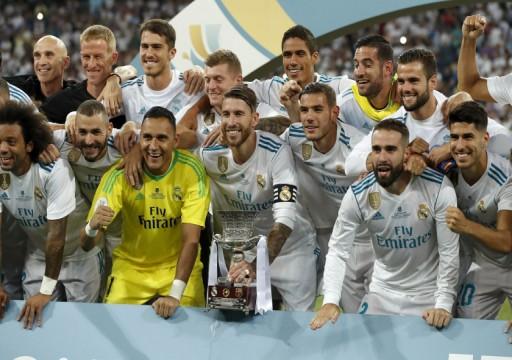 ريال مدريد يتفوق على برشلونة في إحصائية مثيرة