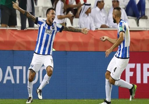 مونتيري المكسيكي يقصي السد القطري ويواجه ليفربول في نصف النهائي