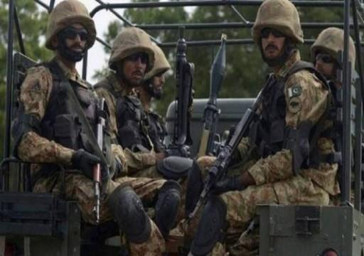 الجيش الباكستاني يعلن مقتل 15 إرهابياً أثناء تسللهم إلى إيران