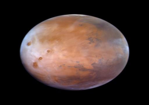 """محمد بن راشد يعلن عن اكتشاف جديد في كوكب """"المريخ"""""""