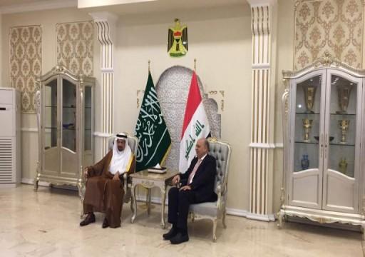 وزير النفط السعودي يبحث مع نظيره العراقي في بغداد استقرار أسعار النفط