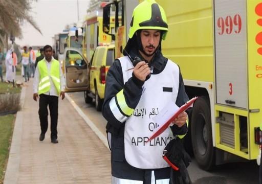 مدني أبوظبي يحذر من التوصيلات الكهربائية العشوائية
