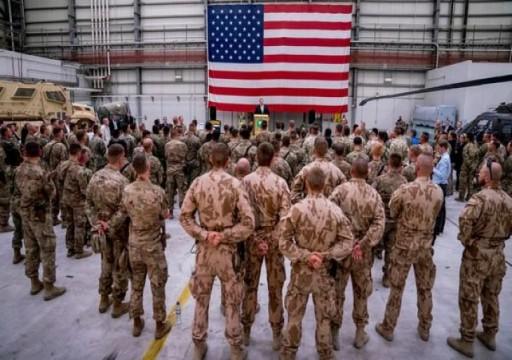 مقتل ثلاثة جنود أمريكيين ومتعاقد في هجوم في أفغانستان