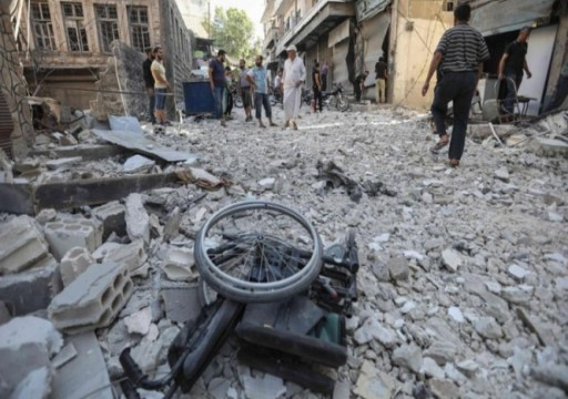 الأمم المتحدة: ضربات جوية سورية وروسية على إدلب ترقى إلى حد جرائم الحرب