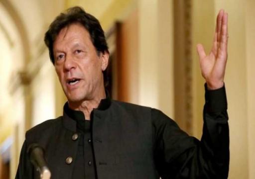 """عمران خان: الحوار مع الهند """"بلا معنى"""" ويُفسر على أنه تنازلات"""