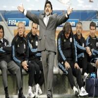 مارادونا يرفض الاعتذار عن هدف اليد المونديالي