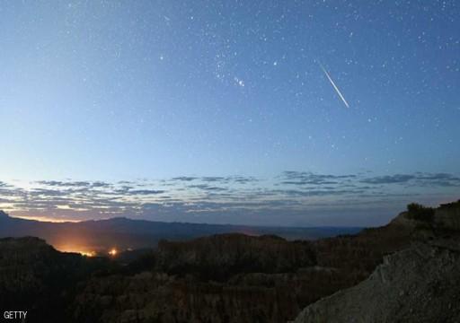 سماء الإمارات تشهد ظاهرة فلكية فريدة