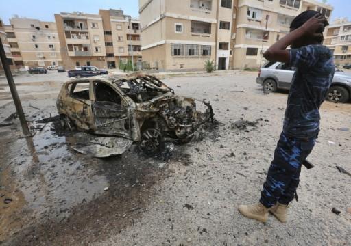 """""""جرائم حرب"""".. الخارجية الليبية تدين هجمات حفتر وقوات الوفاق تعزز مواقعها بغريان"""