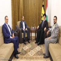 قرقاش يُعلق على لقاء حسن نصر الله بوفد من قيادات الحوثي