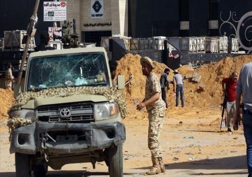 الوفاق الليبية تعلن أسر 25 مسلحا من قوات حفتر بينهم مرتزقة أجانب