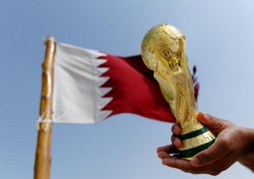 مقرب من أبوظبي يدعو للضغط على قطر لإباحة المثلية
