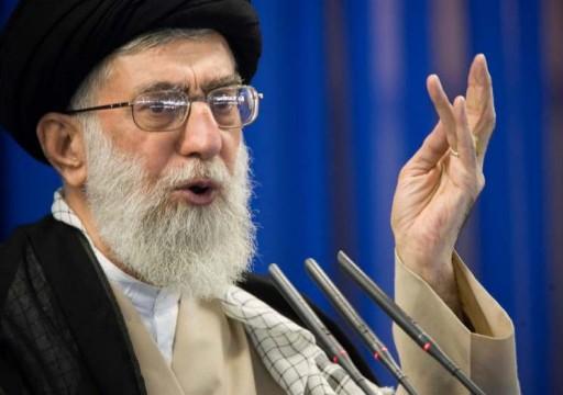 خامنئي: إيران ستدعم أي بلد أو جماعة تقاتل إسرائيل