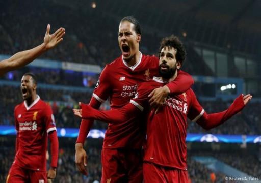ليفربول ينتظر التتويج المرتقب بعد انتظار 3 عقود