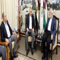 وفد أمني مصري يصل غزة لبحث المصالحة مع حركة حماس