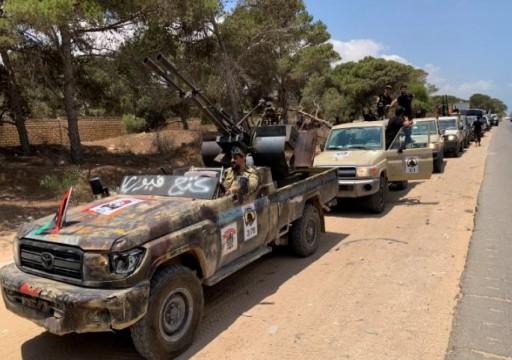 قوات الوفاق الليبية تعلن جهوزيتها للسيطرة على سرت