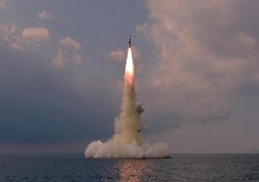 واشنطن تحض كوريا الشمالية على وقف تجاربها الصاروخية
